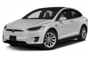 Текстильные коврики Tesla Model X 2015- 2020 (6 мест)