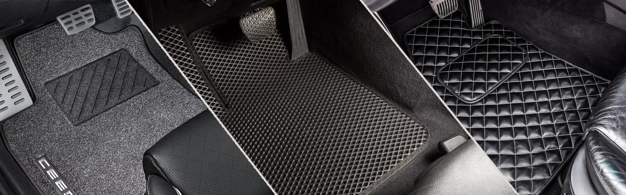 Как выбрать коврики в автомобиль?