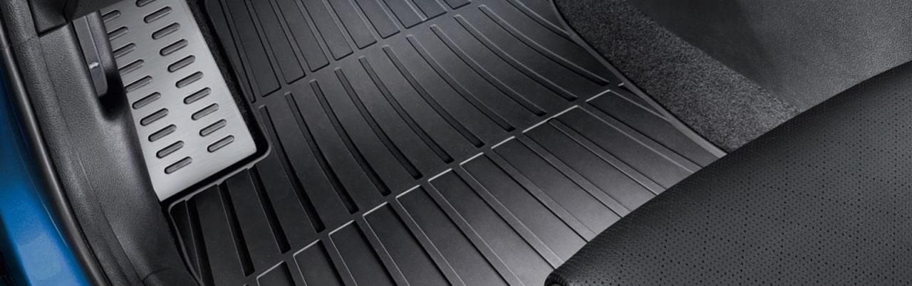 Резиновые автомобильные коврики