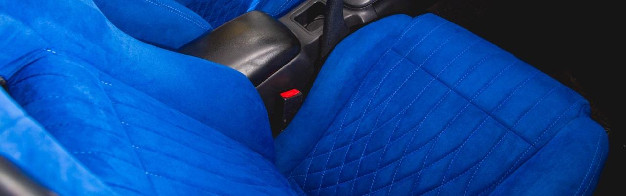 Автомобильные чехлы из велюра