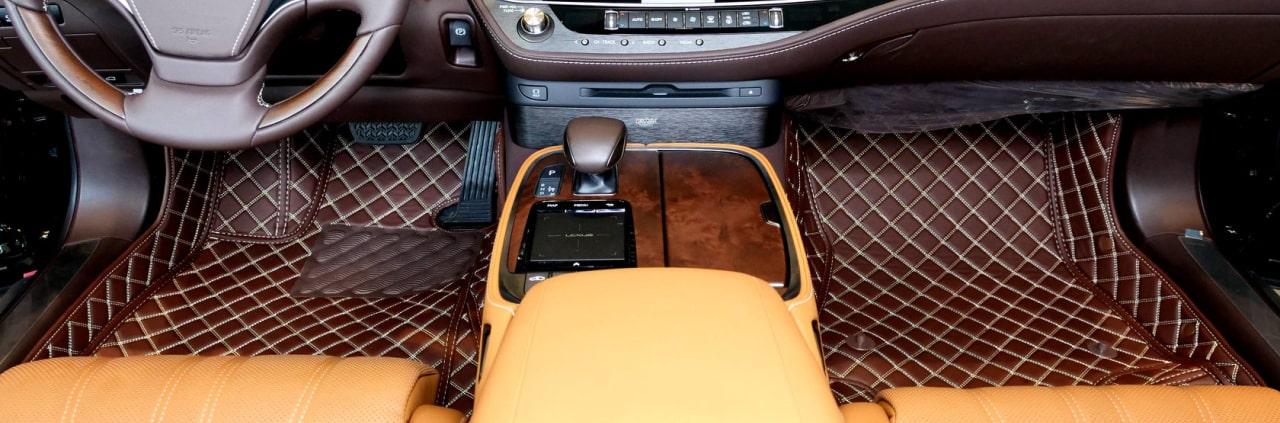Модельные автомобильные коврики