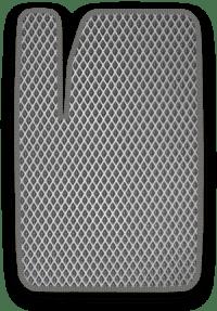 EVA коврик серый с серым кантом